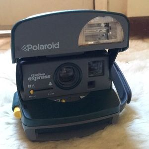 HTF Polaroid Originals 600 Express Instant Camera